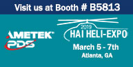 HAI Heli-Expo March 5-7