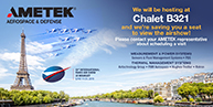 Paris Air Show Chalet B321